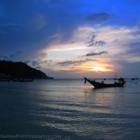 Sunrise Koh Phangan Thailand