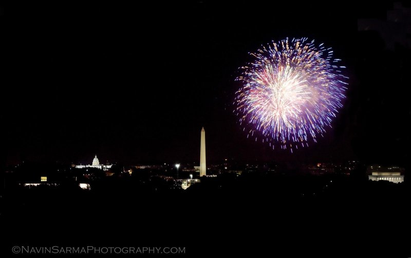 4 of july in washington dc