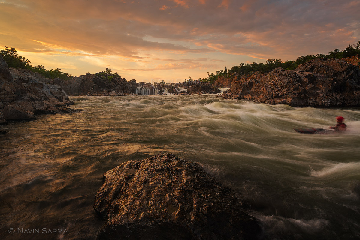 Photographing Great Falls National Park