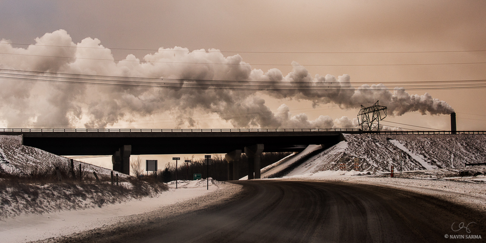 Pollution in Canaan Valley from a Hydroelectric Plant