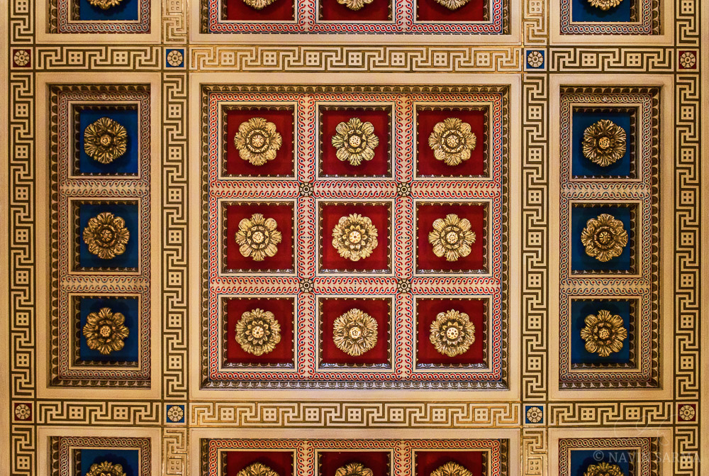 Supreme Court Ceiling